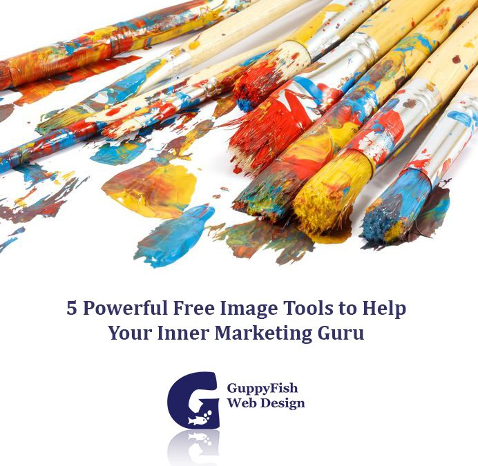5 Powerful Free Image Tools to Help Your Inner Marketing Guru