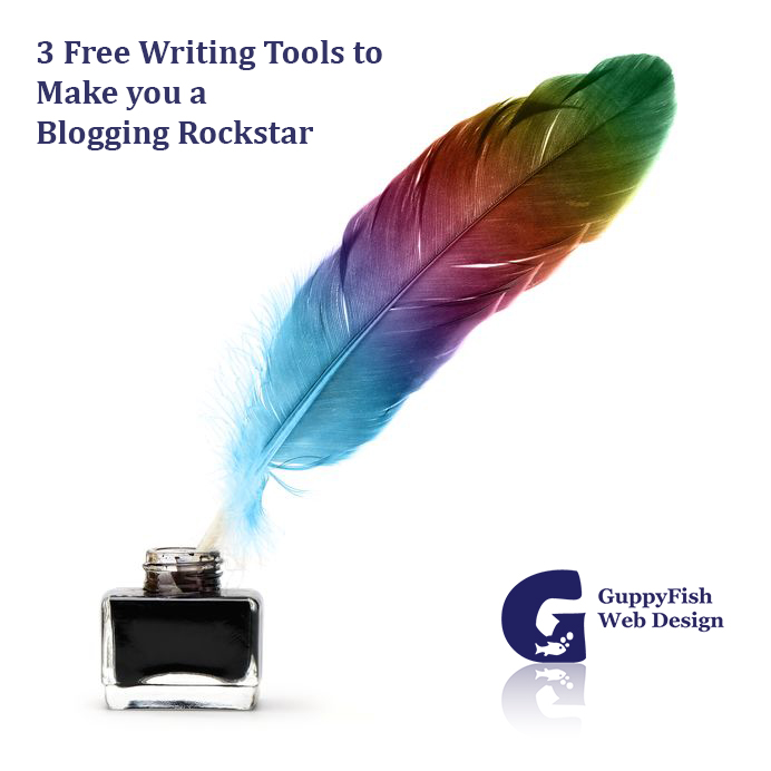 3 Free Writing Tools to Make You a Blogging Rockstar