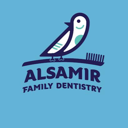 Logo for Alsamir Family Dentistry
