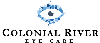 Logo for Colonial River Eye Care