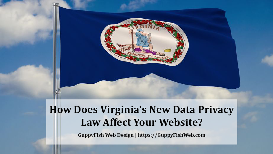 How Does Virginia's New Data Privacy Law Affect Your Website?